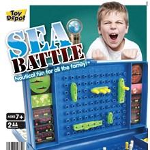 TOY DEPOT SEA BATTLE BOARD GAME