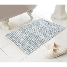 BATH MAT - JUNO - GREY