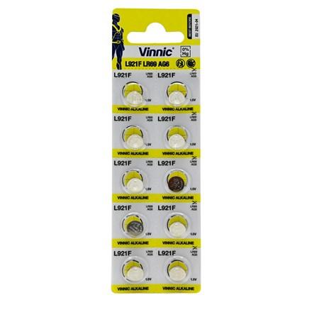 VINNIC 921 BATTERY - 10 PACK