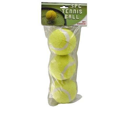 TENNIS BALL 3PC