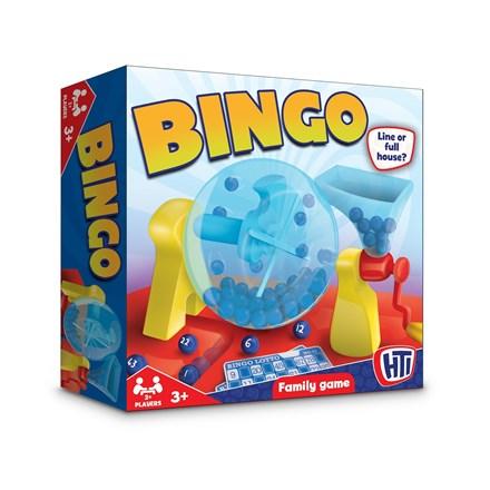 FAMILY GAME - BINGO GAME