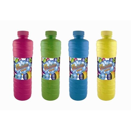BUBBLE FACTORY BUBBLE SOLUTION 1L BOTTLE