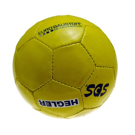 SIZE 5 LEATHER FOOTBALL