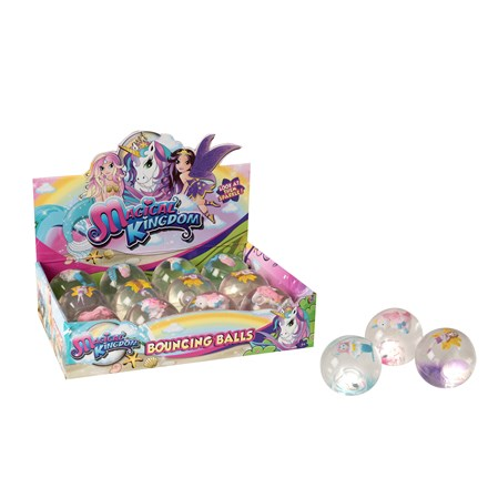 MAGICAL KINGDOM - LIGHT UP BOUNCING BALLS