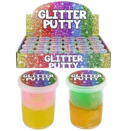 2 LAYER GLITTER PUTTY - 60G