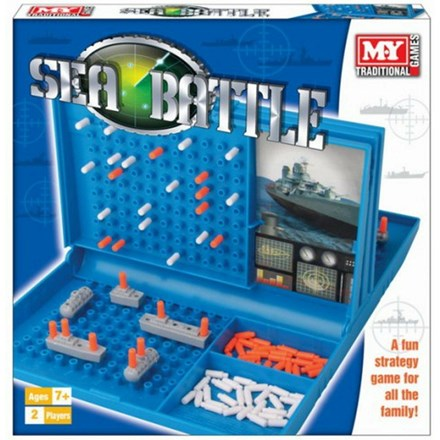 M.Y - SEA BATTLE GAME