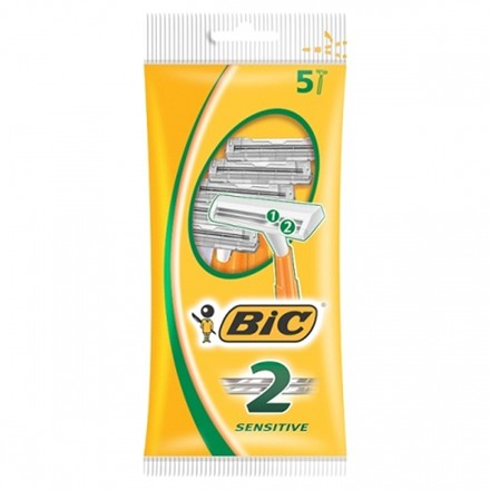BIC RAZORS - 5 PACK