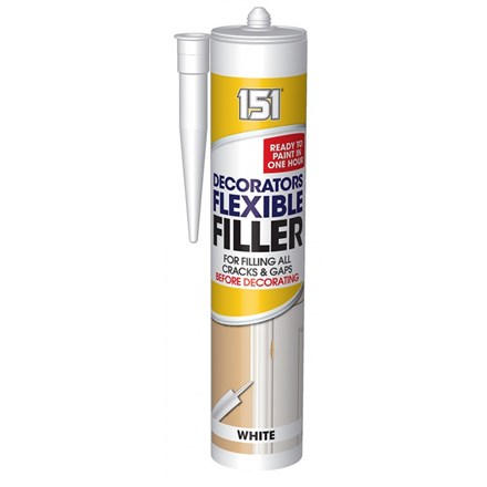 151 - DECORATORS FILLER CARTRIDGE - WHITE