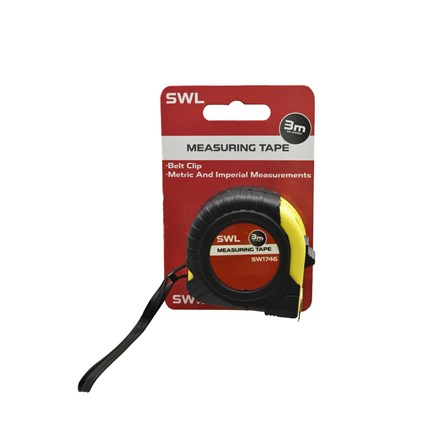 SWL - 3M MEASURING TAPE