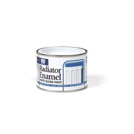 151 - RADIATOR ENAMEL WHITE - 180ML