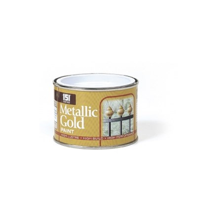 151 - METALLIC GOLD PAINT - 180ML