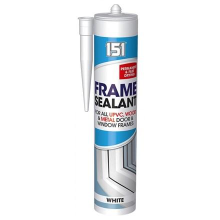 151 - FRAME SEALANT - WHITE