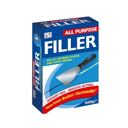 151 - ALL PURPOSE FILLER BOXED - 600G