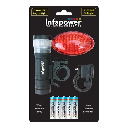 INFAPOWER - LED CYCLE LIGHT