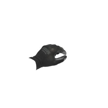 EASI SAFE - NITRILE WORK GLOVES - BLACK XL
