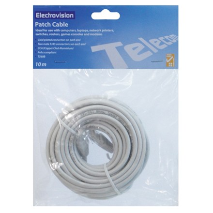CAT5E NETWORK CABLE 10M