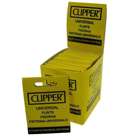CLIPPER FLINTS - 24 PACK