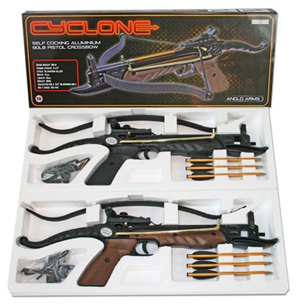 CYCLONE - CROSSBOW - 80LB