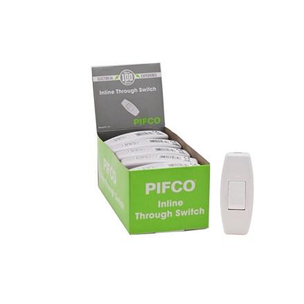PIFCO - INLINE THROUGH SWITCH