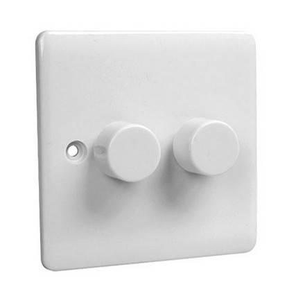 PIFCO - DOUBLE DIMMER SWITCH