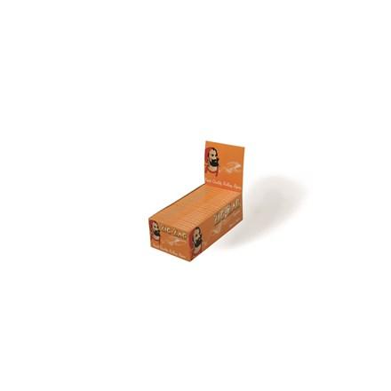 ZIG ZAG LIQUORICE REGULAR SIZE PAPERS - 50 PACK