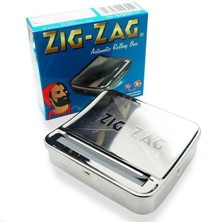 ZIG ZAG AUTOMATIC ROLLING MACHINE