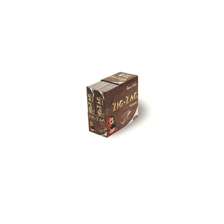 ZIG ZAG KING SIZE UNBLEACHED - 50 PACK