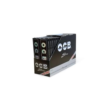 OCB BLACK CONNOISSEUR - 32 PACK