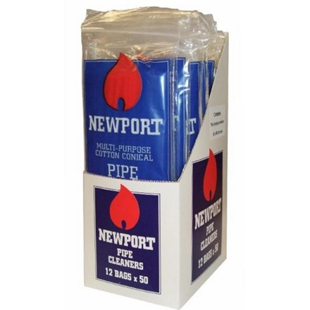NEWPORT PIPE CLEANERS - 12 PACK