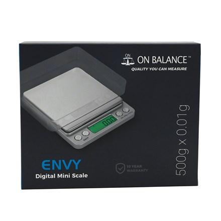 ON BALANCE ENVY SCALE 500G X 0.01G NV-500