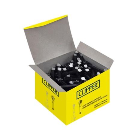 CLIPPER FLINT SYSTEM - 100 PACK