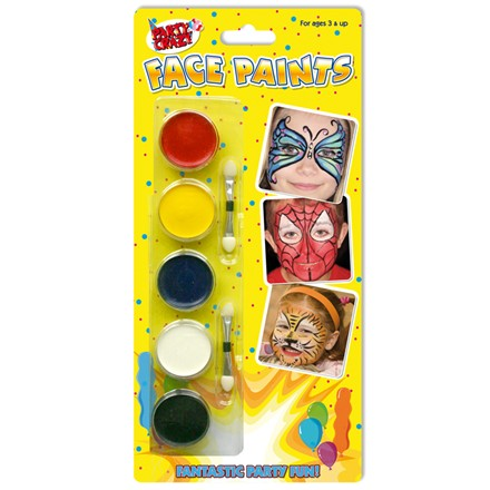PARTY CRAZY - FACE PAINTS