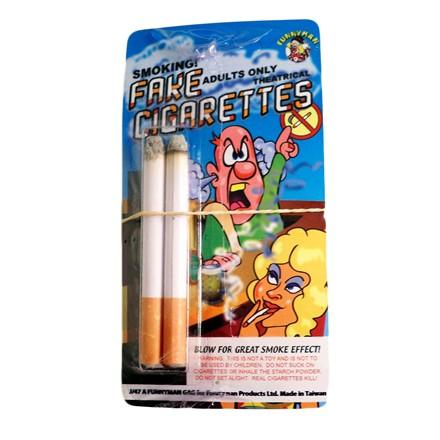 FAKE CIGARETTES WITH SMOKE