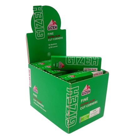GIZEH EXTRA SLIM PAPER (50)