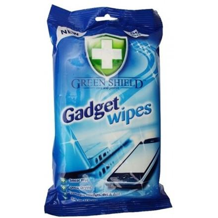 GREEN SHIELD - GADGET WIPES - 50 WIPES