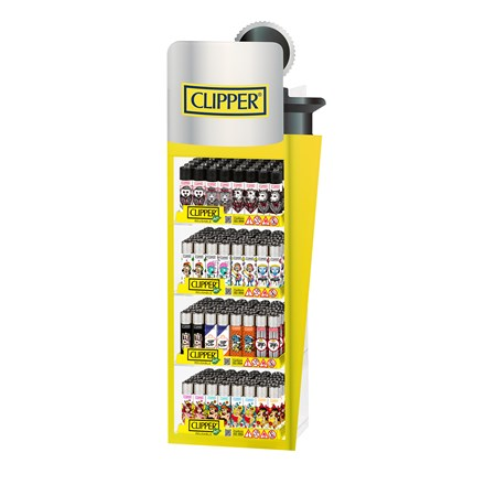 CLIPPER DISPLAY STAND-200+40 FREE DESIGN MAY VARY