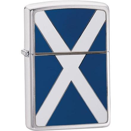 ZIPPO - SCOTLAND FLAG EMBLEM