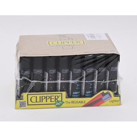 CLIPPER CLASSIC FLINT - ASTRONOMIC 2 - 40 PACK