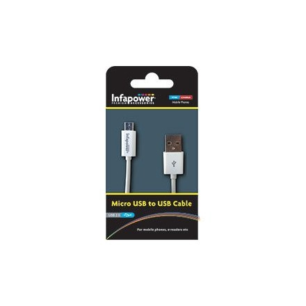 INFAPOWER MICRO USB TO USB CABLE