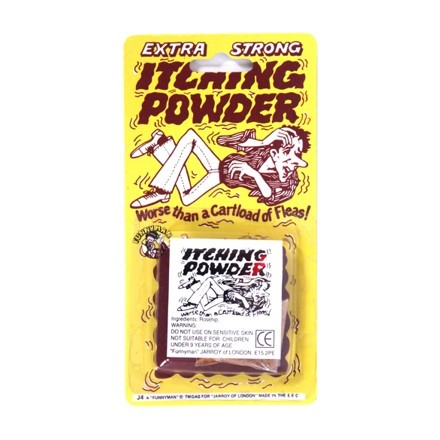EXTRA STRONG - ITCHING POWDER