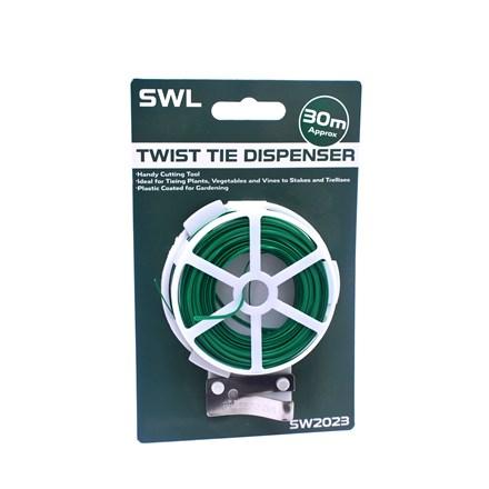 SWL - TWIST TIE DISPENSER -30M