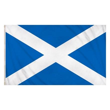 SCOTLAND FLAG 5X3FT