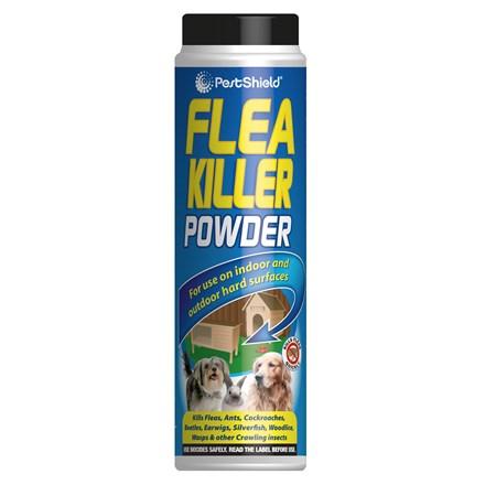 PESTSHIELD - FLEA KILLER POWDER - 200G