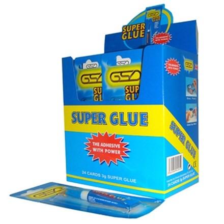 GSD - SUPER GLUE - 3G