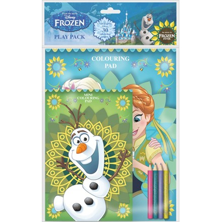 FROZEN FEVER PLAY PACK