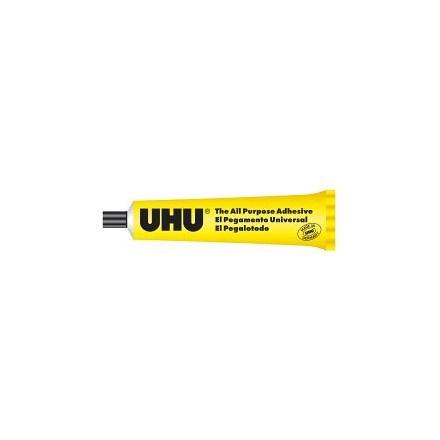 UHU - ALL PURPOSE GLUE - 125ML BOXED