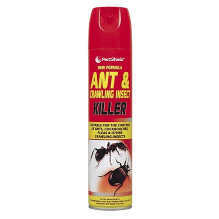 PESTSHIELD - ANT & CRAWLING INSECT KILLER - 300ML