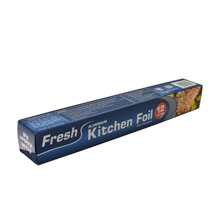 "FRESH - 12"" KITCHEN FOIL - 12M"