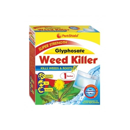 PESTSHIELD GLYPHOSATE WEED KILLER CONCENTRATE