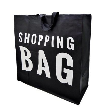 WOVEN SHOPPING BAG MEDIUM